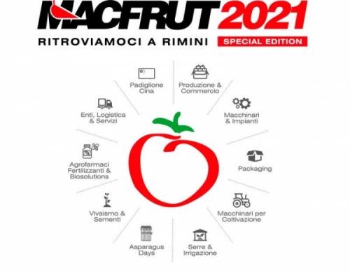 Macfrut 2021: Uno stand comune per i produttori di mele italiani