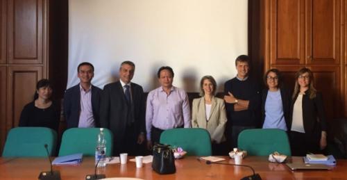 Molto vicina l'apertura del Vietnam alle mele italiane: dalla visita degli ispettori in Italia ottime premesse per il via al protocollo