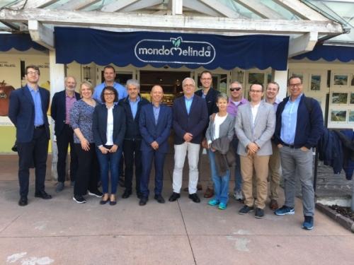 Assomela ospita in Trentino Alto Adige il Board di GLOBALG.A.P