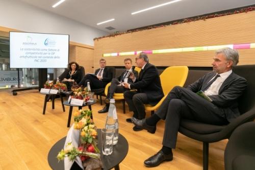 La sostenibilità come fattore di competitività per le OP ortofrutticole nel contesto della PAC 2020
